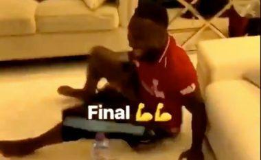 Keita i lënduar, por shikojeni festën e tij pas kalimit të Liverpoolit në finale