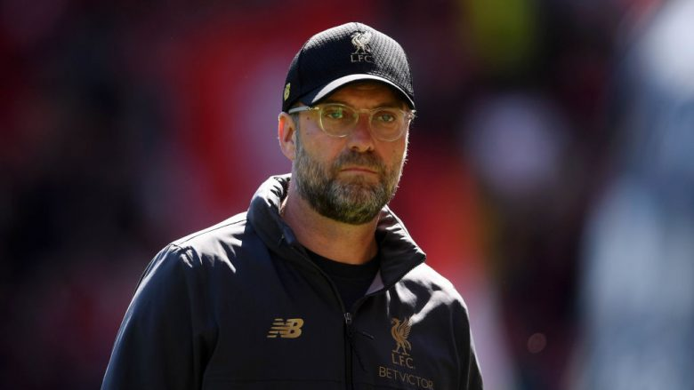Jurgen Klopp (Foto: Laurence Griffiths/Getty Images/Guliver)