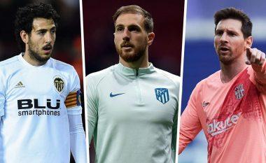 Goal zgjedh formacionin më të mirë të sezonit në La Liga – Dominojnë lojtarët e Barcelonës, asnjë i Real Madridit
