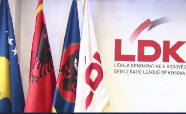 Pas përleshjeve fizike, ndërpritet procesi zgjedhor në degën e LDK-së në Mitrovicë