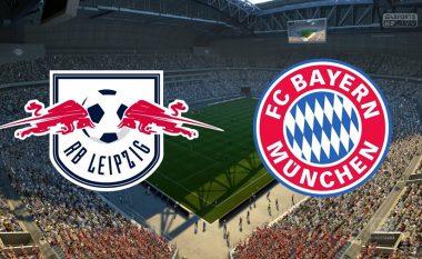Formacionet startuese: RB Leipzig - Bayern Munich, finalja e DFB Pokal