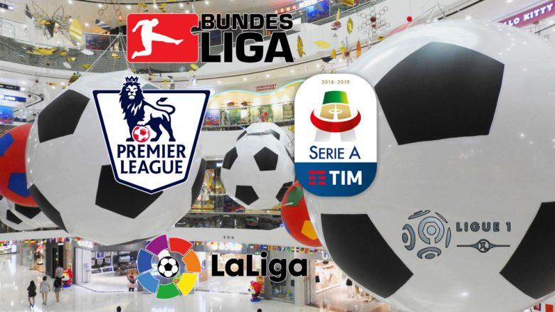 Fundi i sezonit 2018/2019: Situata në pesë ligat kryesore evropiane