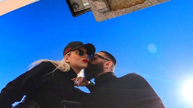 Marina Vjollca dhe Getoar Selimi (Foto: Marina Vjollca/Instagram)