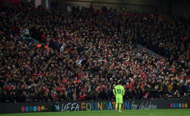 Barcelona e la pas Messin në Anfield pas humbjes nga Liverpooli