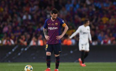 Messi kërkon nga Barcelona shitjen e gjashtë lojtarëve