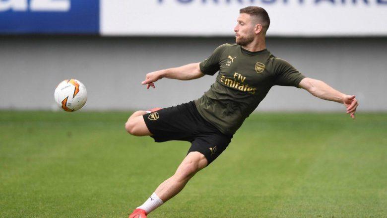 Shkodran Mustafi (Foto: Arsenal FC/Twitter)