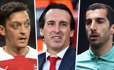 Revolucion te Arsenali: Mustafi në mesin e lojtarëve që do largohen