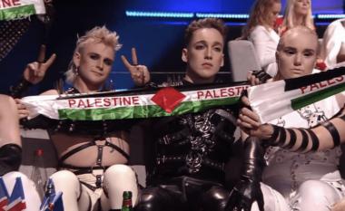 """Ngritën flamurin e Palestinës në finalen e """"Eurovision 2019"""", priten sanksione ndaj Islandës"""