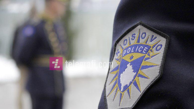 Policia e Kosovës (Foto: Ridvan Slivova/Telegrafi)