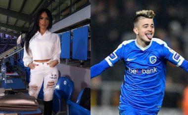 """Moderatorja e sportit, Qeqa Krelani tregon momentin e sikletshëm kur e kishte quajtur Zhegrovën """"idiot"""" në transmetim direkt"""