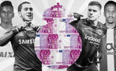 Real Madridi ka vendosur të thyejë rekordin e shpenzimeve të vitit 2009, transferimet mund të shkojnë deri në 600 milionë euro