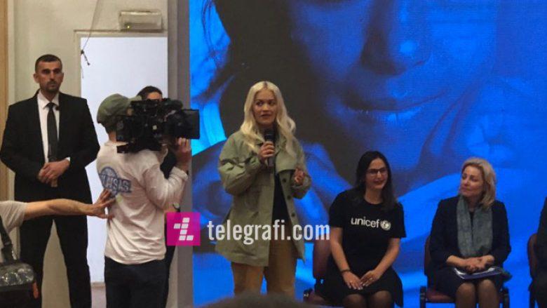 Rita Ora (Foto: Ridvan Slivova/Telegrafi)