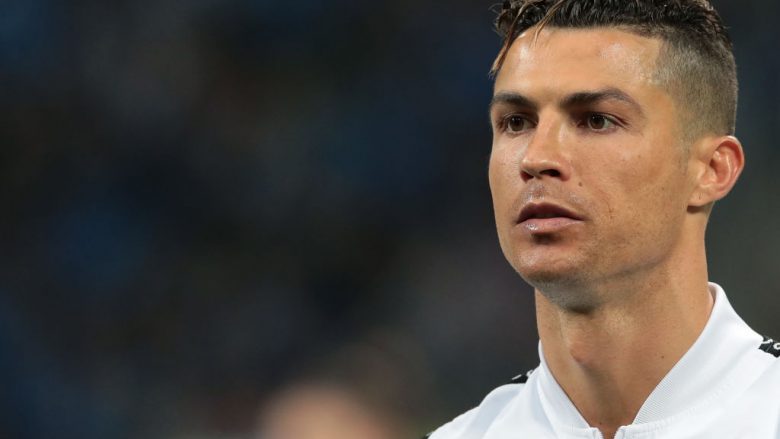 Cristiano Ronaldo  (Foto: Emilio Andreoli/Getty Images/Guliver)