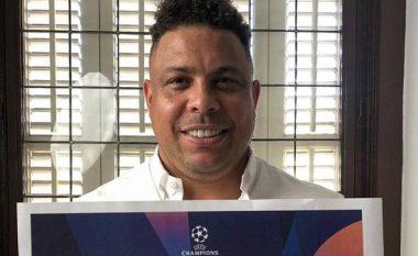 Fenomeni Ronaldo mbështet Liverpoolin në finalen e Ligës së Kampionëve