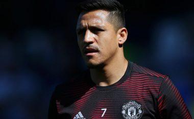 Sanchez kthehet para kohe te Unitedi, bëhet gati për kalimin në Serie A