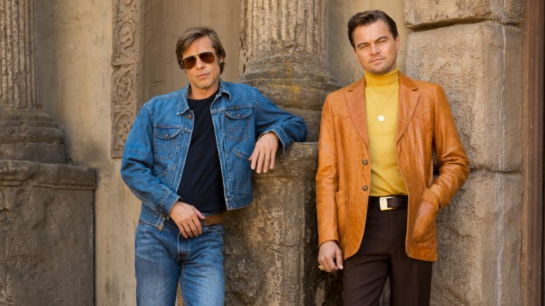 Brad Pitt dhe Leonardo DiCaprio, foto:Sony Pictures