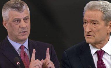 Thaçi: Berisha është argat i Millosheviqit