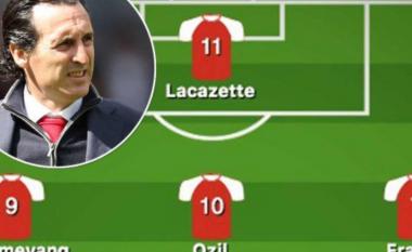 Formacioni i mundshëm i Arsenalit në sezonin e ri me disa transferime