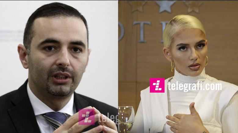 Valdrin LLuka & Loredana Zefi (Foto: Ridvan Slivova/Telegrafi)