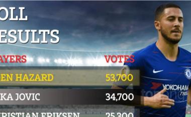 Tifozët e Realit votojnë për transferimet me Hazardin në krye dhe Pogban të fundit