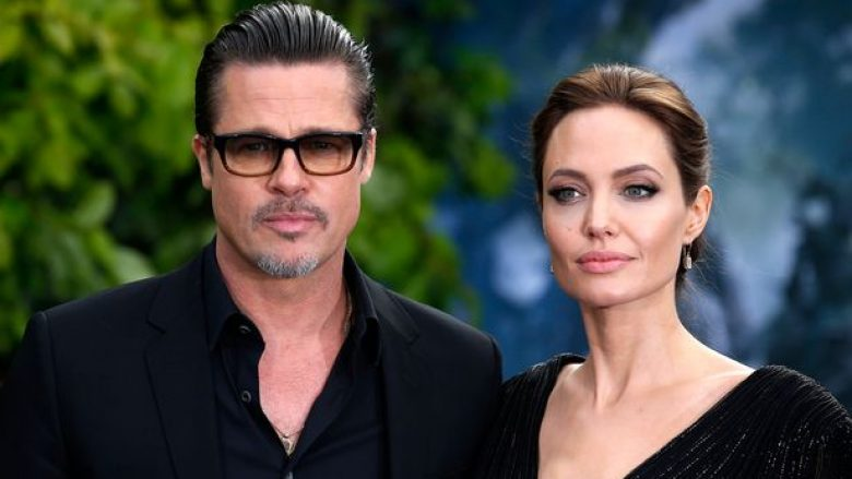 Brad Pitt dhe Angelina Jolie (Foto: PA)