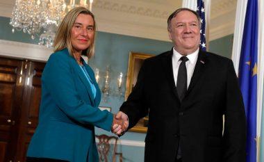 Mogherini takohet me Pompeo dhe këshilltarin e presidentit amerikan, Kushner, diskutojnë edhe për Ballkanin