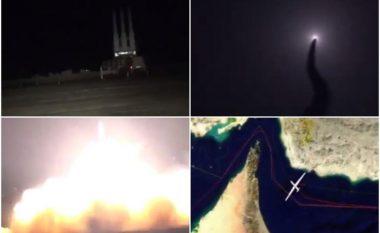 Rrëzimi i dronit amerikan, Irani publikon pamjet me të cilat pretendon se shfaqin momentin e shpërthimit të fluturakes pa pilot (Video)