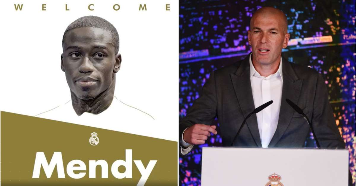 Zyrtare: Ferland Mendy lojtar i Real Madridit