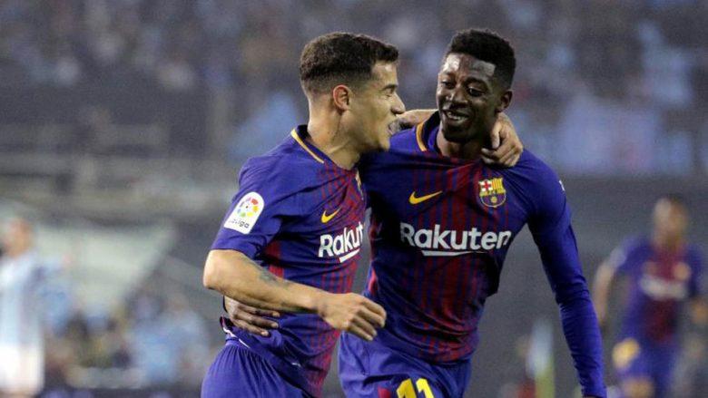 Coutinho dhe Dembele, rol vendimtar në marrëveshjen për Neymarin