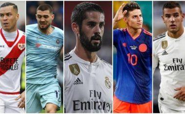 Bllokohen blerjet te Real Madridi - nuk do të ketë afrime, duhet të shiten disa nga yjet