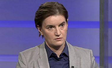 """Brnabiq vazhdon me akuza ndaj liderëve të Kosovës, nuk kërkon falje që i quajti """"njerëz të dalë nga mali"""" (Video)"""