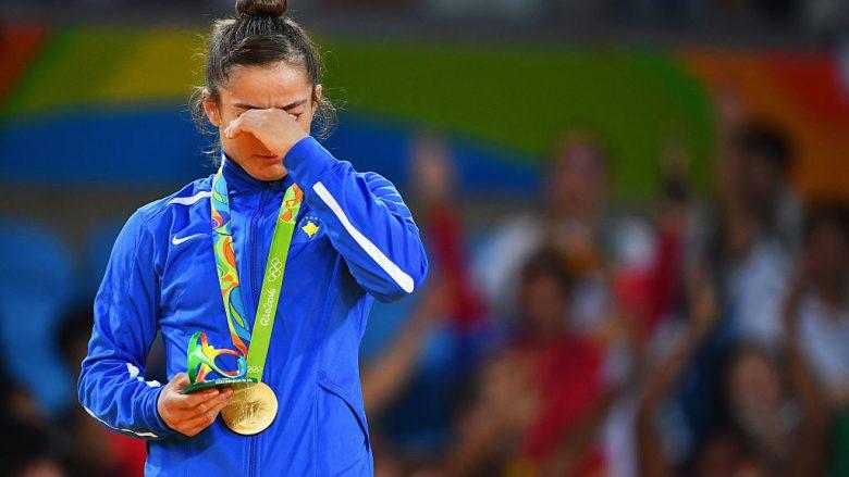 Majlinda Kelmendi  (Foto: Pascal Le Segretain/Getty Images/Guliver)