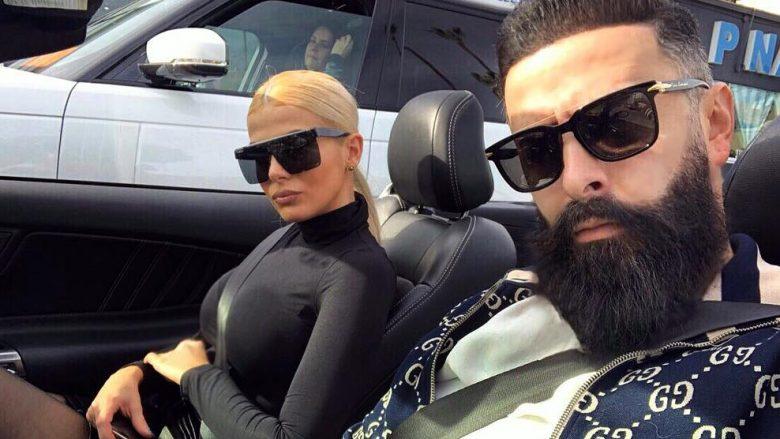 Marina Vjollca dhe Getoar Selimi (Foto: Instagram/marina_vjollca)