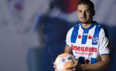 Heerenveen fiton me 13 gola epërsi, shënon edhe mbrojtësi i ri i Kosovës, Ibrahim Dreshevic