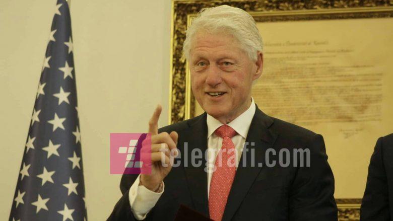 Clinton: Kosova meriton të jetë në BE dhe në NATO, si shtet i pavarur