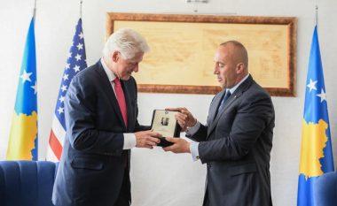 Haradinaj: President Clinton, ju na ndihmuat ta fitojmë luftën dhe bashkë e ndërtuam paqen
