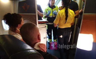 Pasagjerja nga Suhareka rrëfen tmerrin e përjetuar në fluturimin Prishtinë-Bazel, thotë se burri pësoi djegie - tregon pamje të reja (Video)