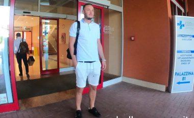 Amir Rrahmani po i kompleton testet mjekësore te Hellas Verona