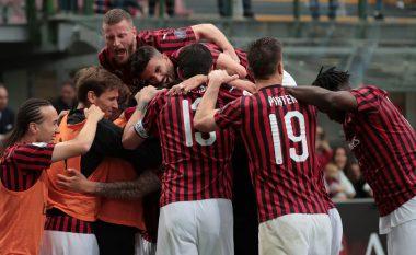 Zyrtare: Milani përjashtohet nga Liga e Evropës