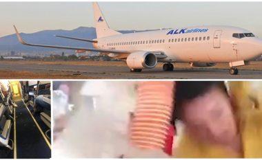 """""""Mendova se do të vdisnim të gjithë"""", edhe një pasagjere shqiptare flet për përvojën e hidhur gjatë fluturimit Prishtinë-Bazel"""