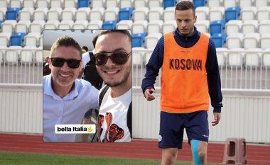 Amir Rrahmani ndodhet në Itali, në pritje të zyrtarizimit te Verona