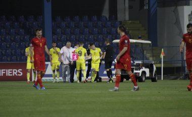 Kosova e humb yllin e saj, Arbër Zeneli largohet nga loja shkaku i lëndimit