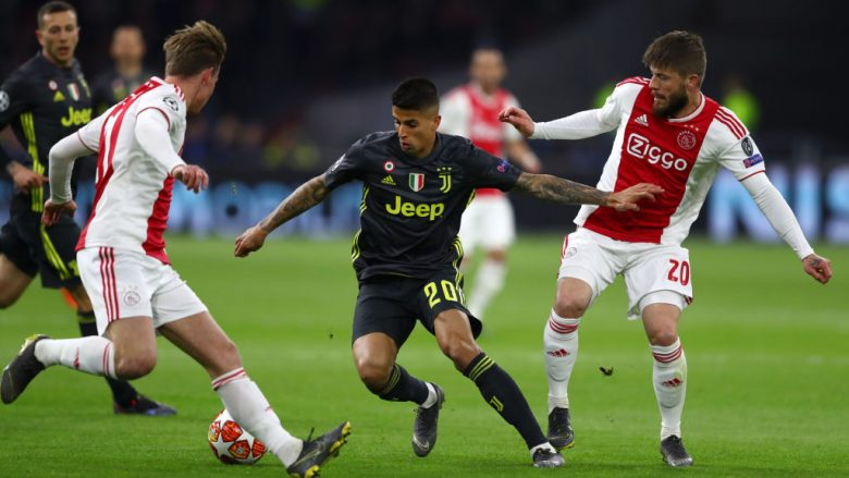 Joao Cancelo (Foto: Michael Steele/Getty Images/Guliver)