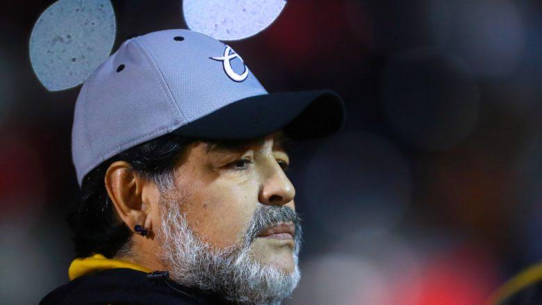 Diego Armando Maradona (Foto: Hector Vivas/Getty Images/Guliver)