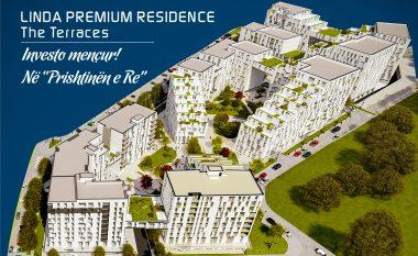 """Investo mençur në """"Prishtinën e Re"""" - bëhu me banesë te Linda Premium Residence dhe shumëfisho vlerën e investimit pas disa vitesh"""