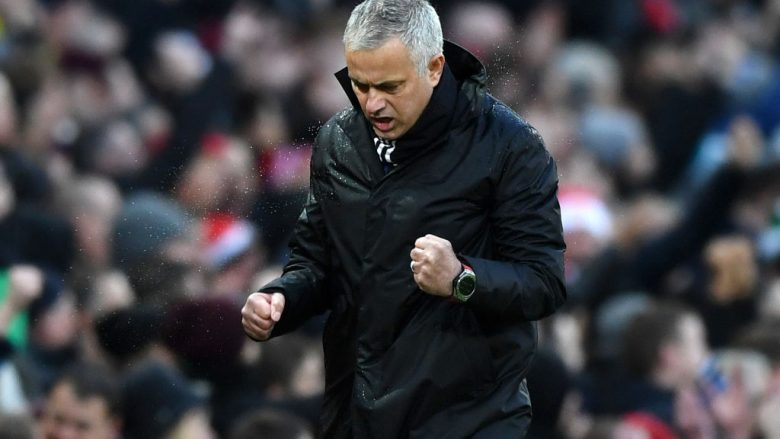 Jose Mourinho.  (Photo by Gareth Copley/Getty Images)