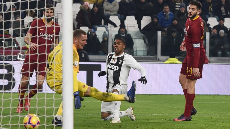 Juventus - Roma.  (Photo by Tullio M. Puglia/Getty Images)