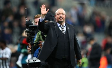 Zyrtare: Rafa Benitez largohet nga Newcastle