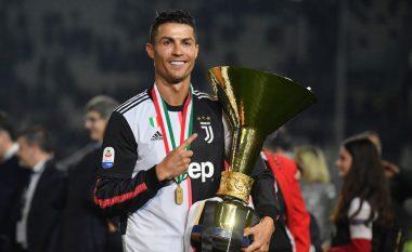 Ronaldo: Një sezon i paharruar me Juventusin