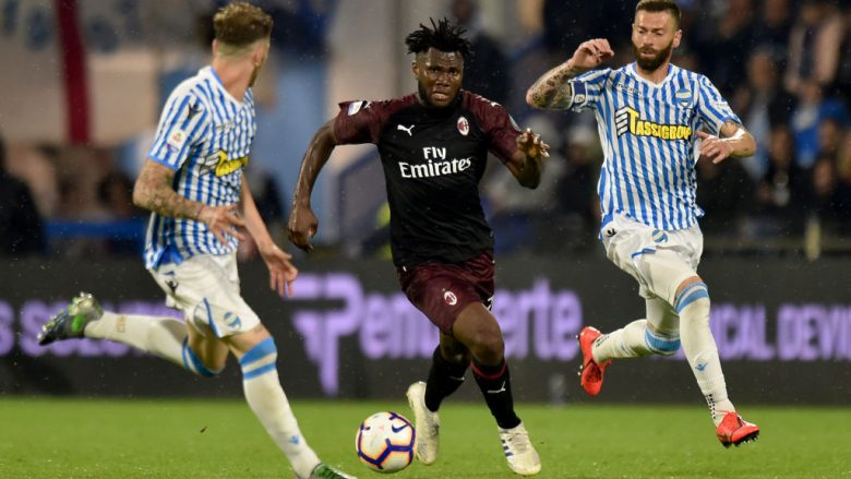 Franck Kessie. (Photo by Tullio M. Puglia/Getty Images)